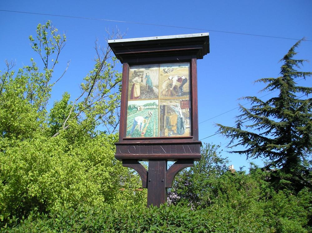 Cottenham, #Cambridgeshire, #UK (1/6)
