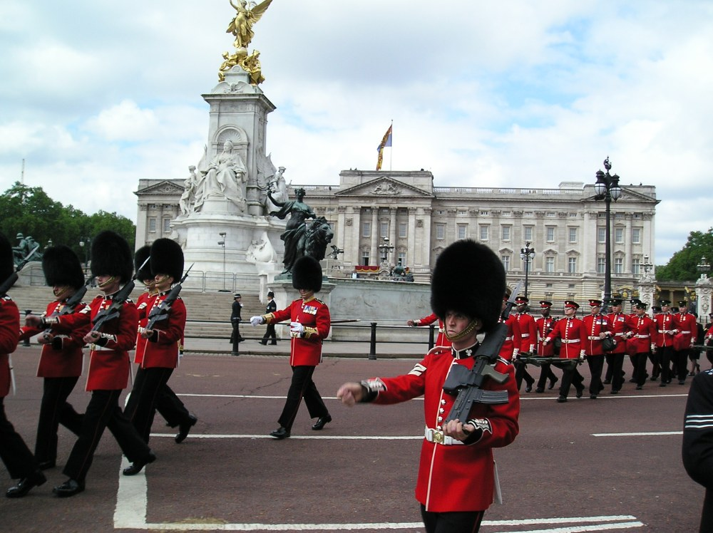 Trooping the Colour 2010 (3/6)
