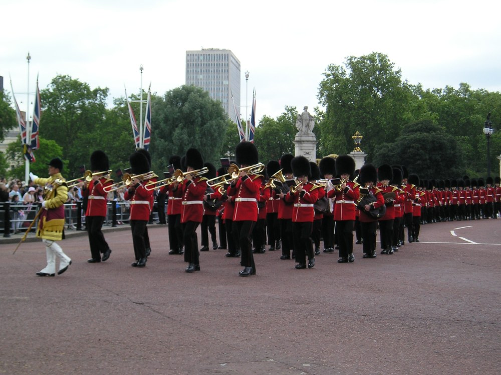 Trooping the Colour 2010 (2/6)