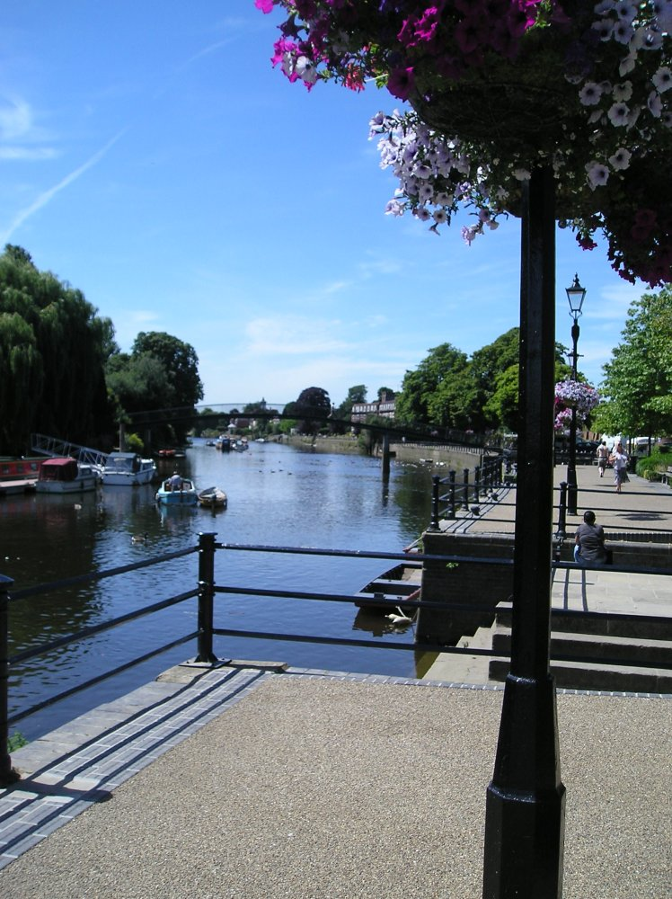 #Twickenham on a hot summer day (1/6)