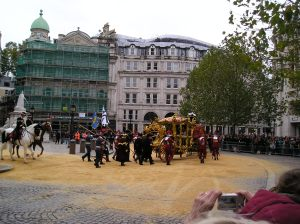 the lord mayors show 2010