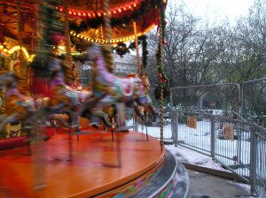carousel on south bank