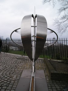 greenwich and the meridian line