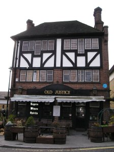 old justice pub rotherhithe london