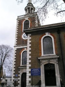 saint mary the virgin rotherhithe captain christopher jones of the mayflower