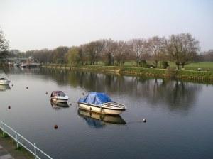 the river thames richmond