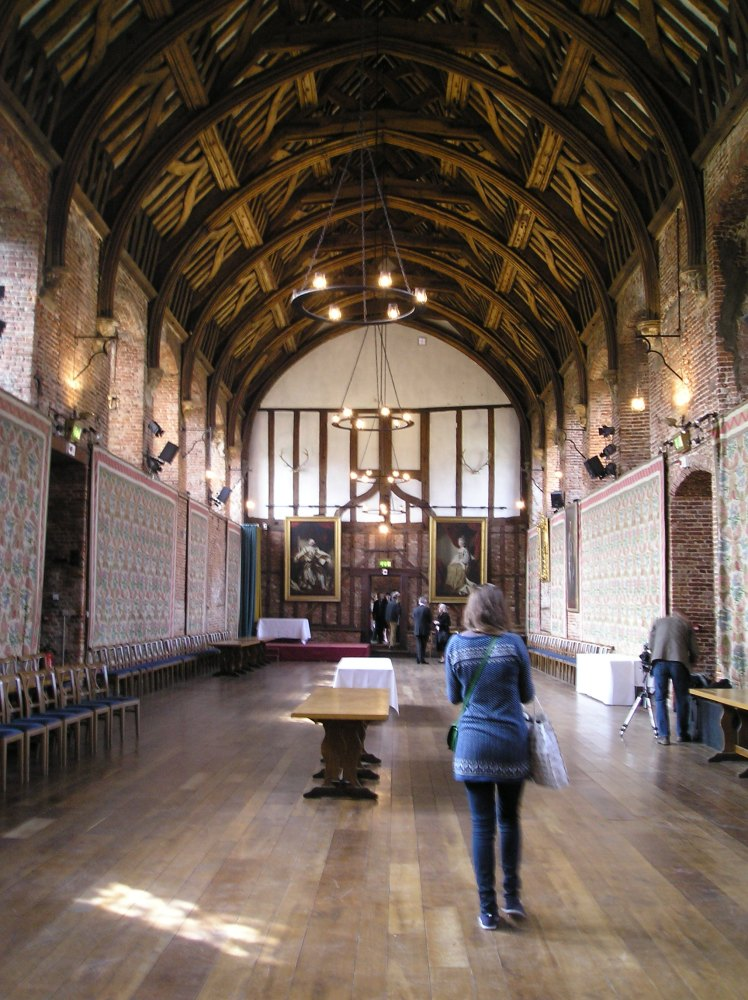 Finding out more about Moore and Hatfield House #moorehatfield (4/6)