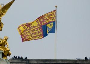 royal wedding william and catherine royal standard