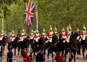 royal wedding, the queens guards, the mall