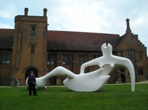 hatfield house henry moore