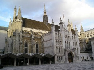 3 days in london, guildhall london, things to do and see in london