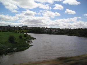 River Usk  Newport Wales