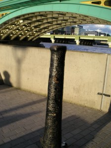 bollards of london, hidden london, street bollards, history of london