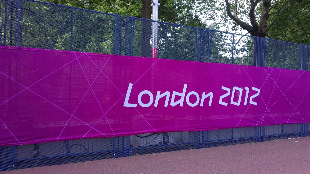 living history #London2012 & the biggest sporting event in the world!! (1/5)