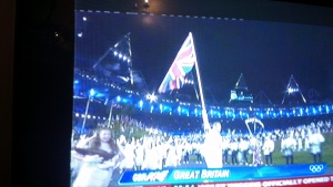 teamgb, olympic opening ceremony, london2012 olympics, the olympic bell, bradley wiggins, 3 days in london