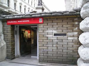 The Churchill War Rooms, a fantastic museum