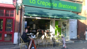 la creperie bretonne