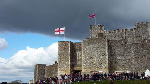 20160423_121623 - 23.04.16 Dover Castle & Road Trip