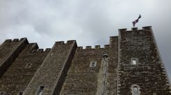 St George's Day festival at Dover Castle