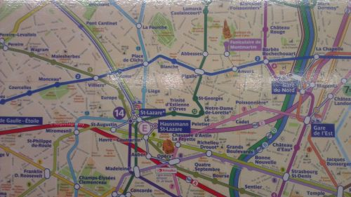 Paris for Lunch by Eurostar