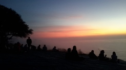 sunset at Lions Head, Cape Town