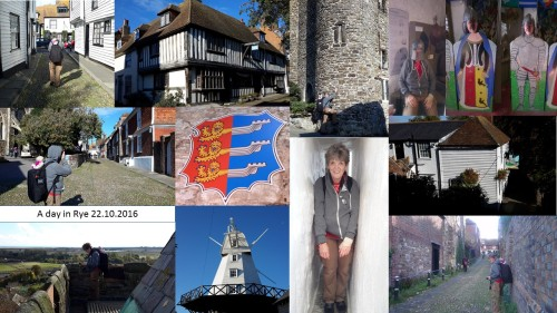 a trip to 1066 country