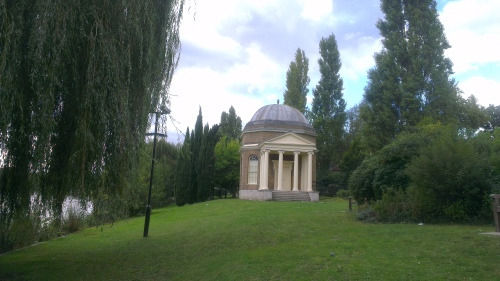 Garrick's Temple to Shakespeare in Hampton