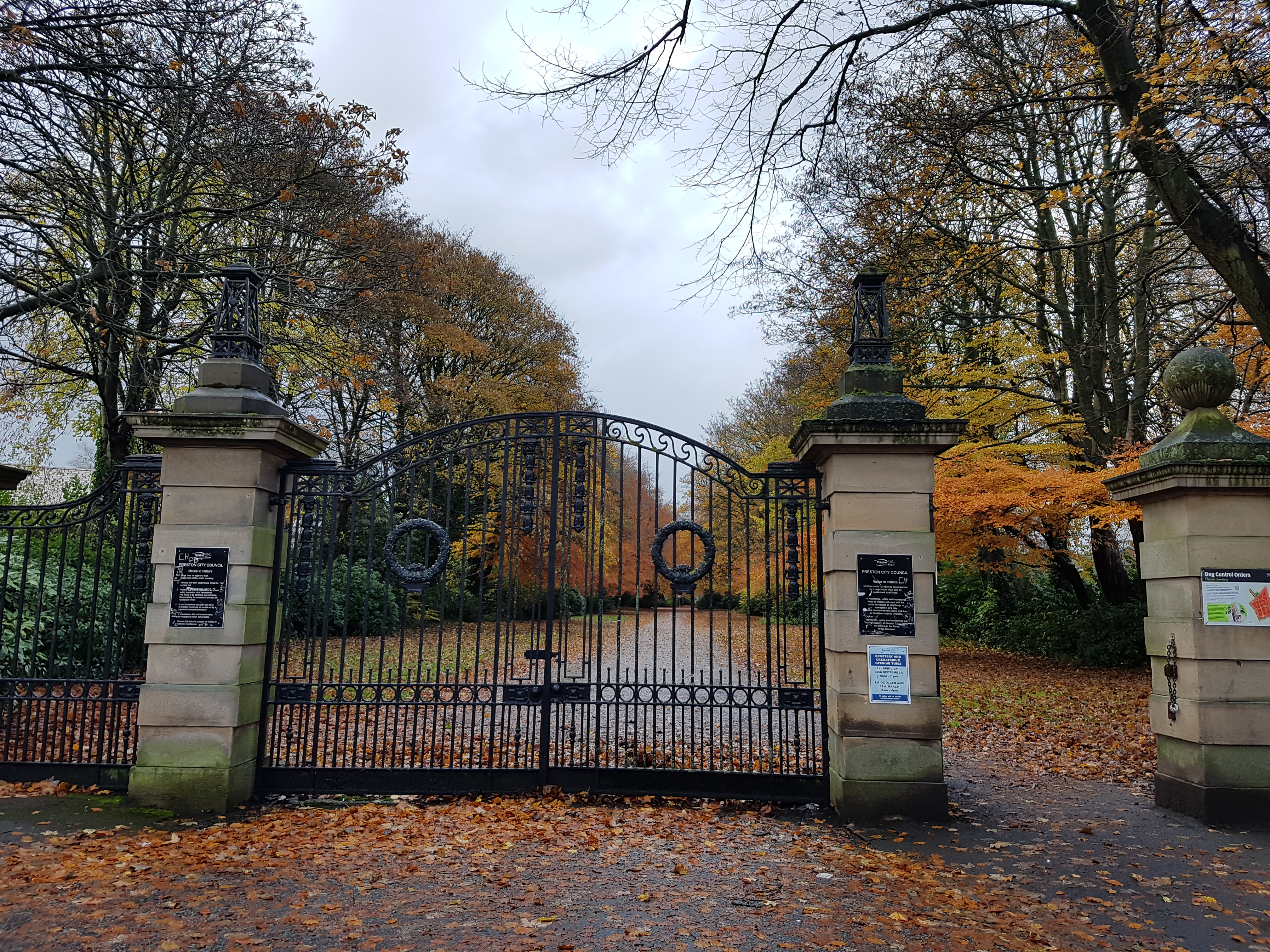 preston cemetery lancashire