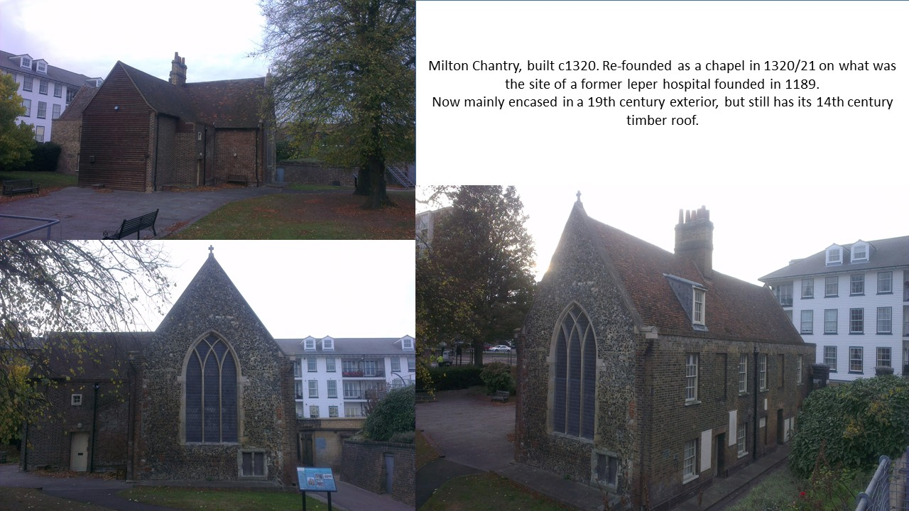 Milton Chantry, Gravesend