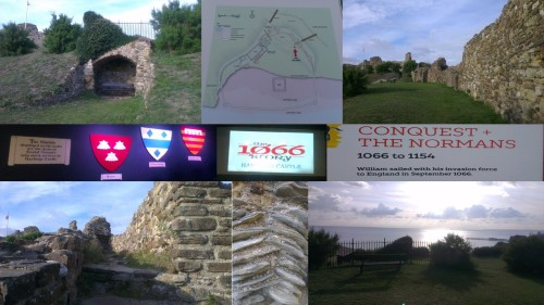1066 country, hastings castle, a visit to hastings, seaside towns of britain