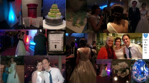 lucy and toms wedding