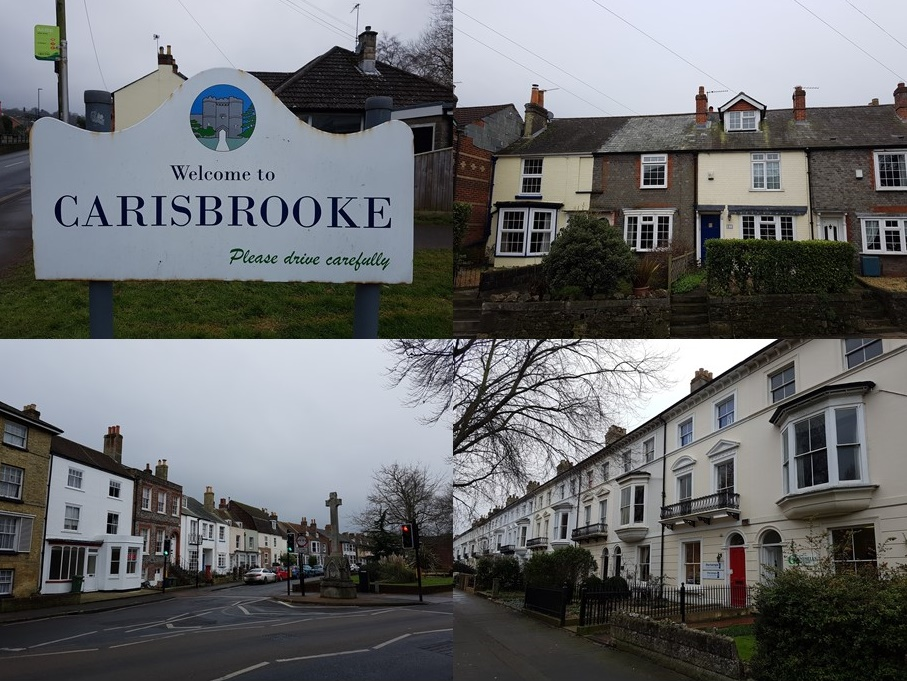 visit Carisbrooke, Newport, Isle of Wight