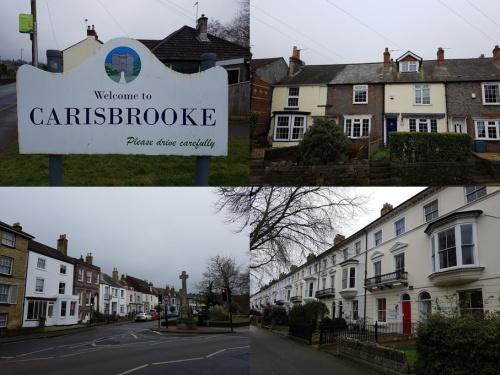 visit Carisbrooke, Newport, Isle of Wight