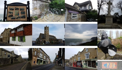 whistle stop tour of the isle of wight shanklin