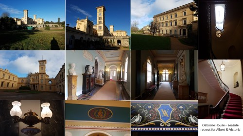 osborne house, exploring the isle of wight, visit the isle of wight