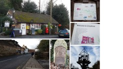limpsfield surrey, high street limpsfield, domesday book village, domesday book villages of england