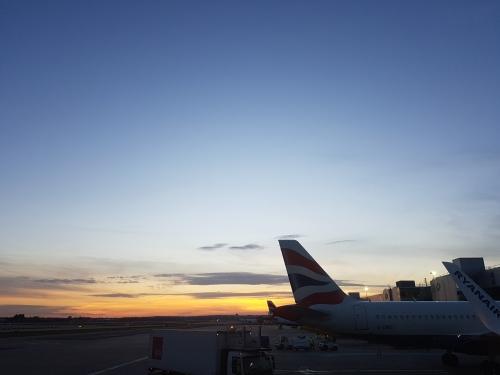 on my way to Ireland :)