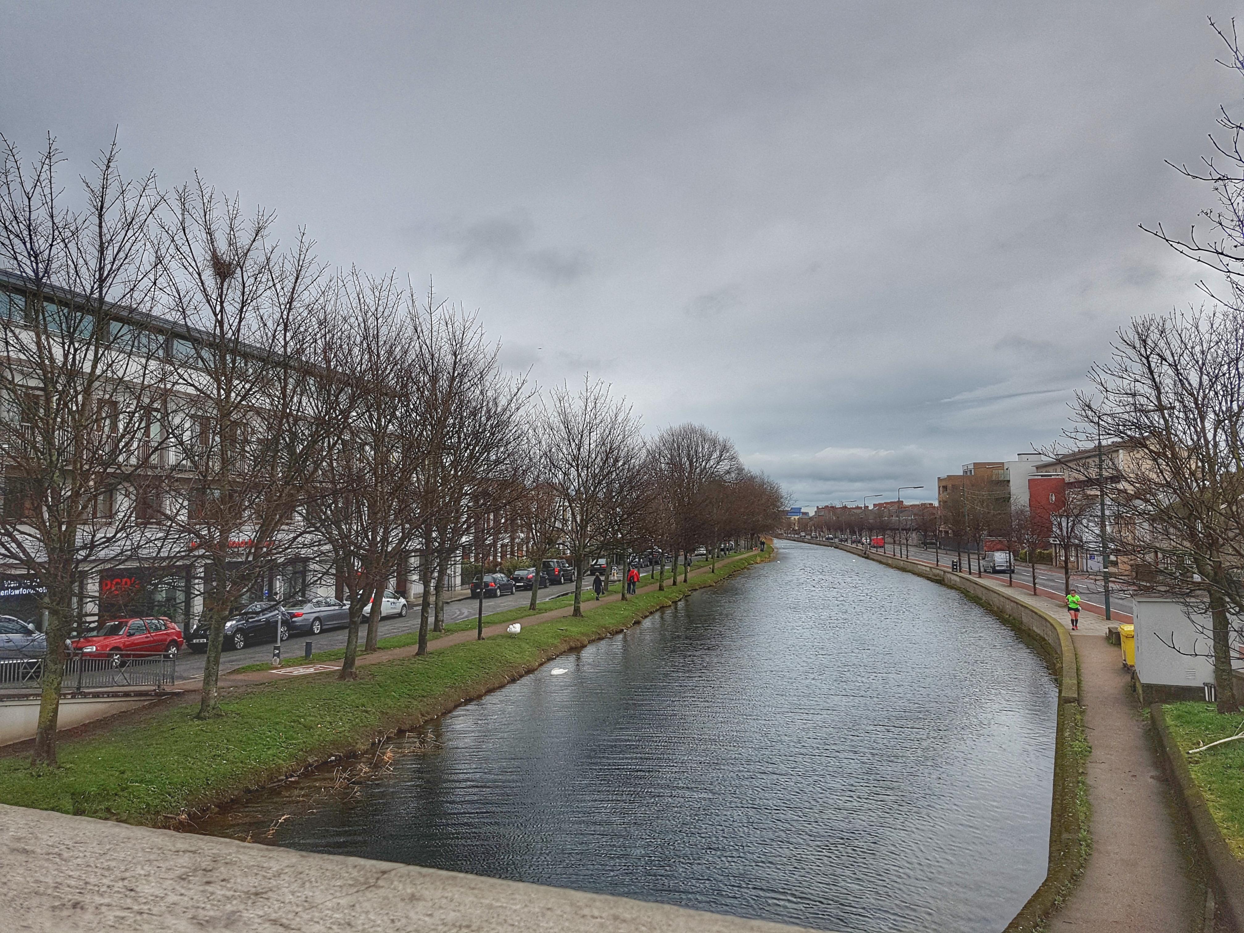 the grand canal dublin