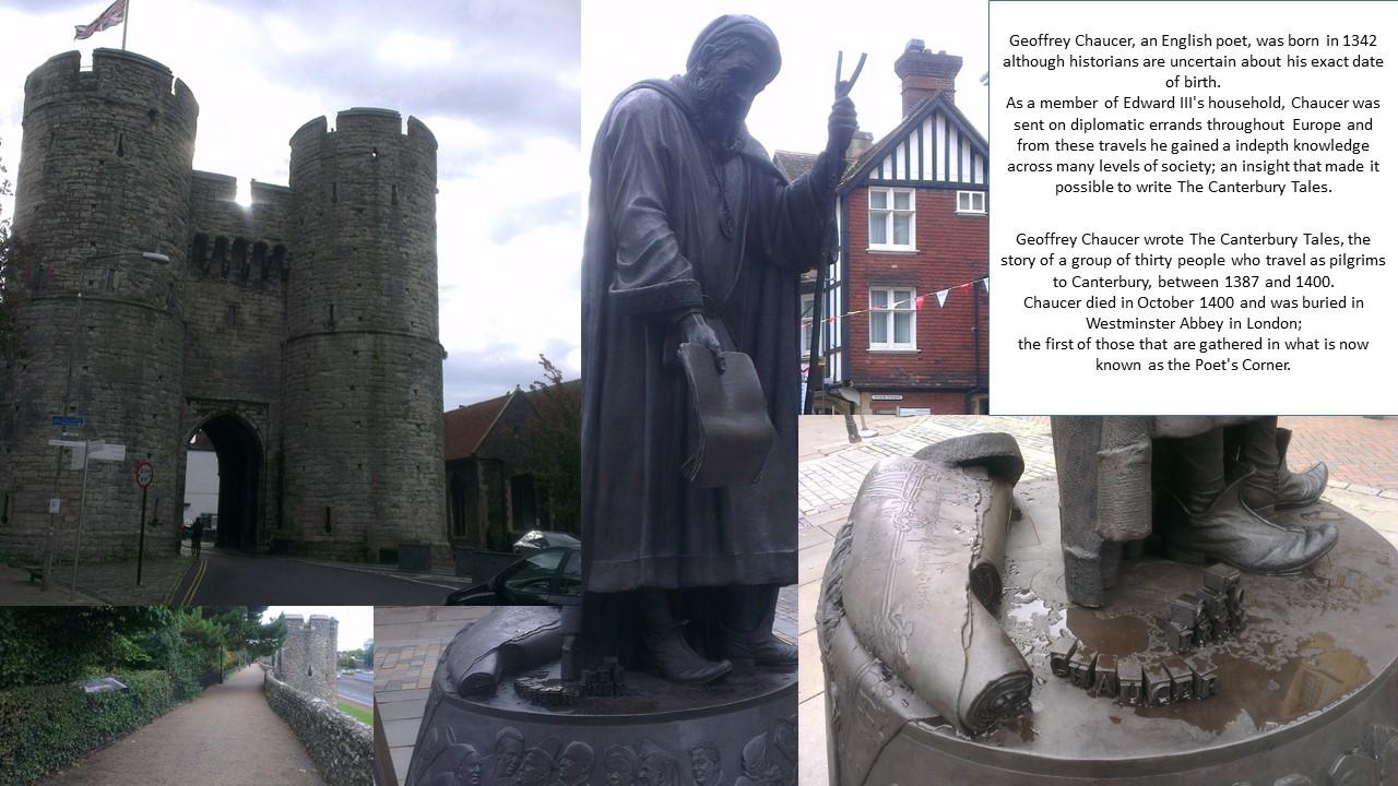 pilgrimage, geoffrey chaucer, canterbury tales