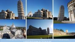 Piazza de Miracoli, Pisa.