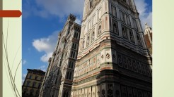 Bapistery of St John, Florence, Italy