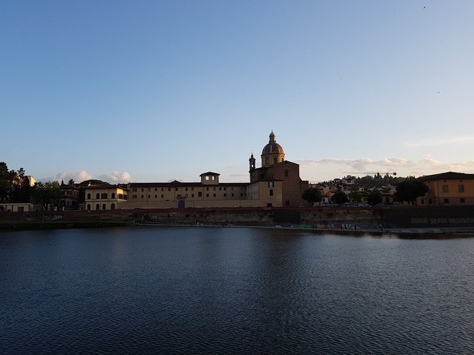 River Arno Florence, Italy