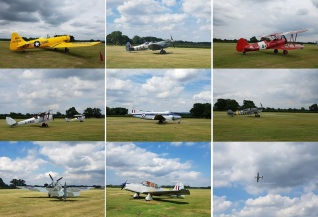 Battle of Britain Airshow, Headcorn Kent