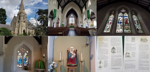 St Peter's Church, Higham - a wonderful discovery