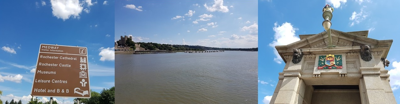 Rochester and the River Medway