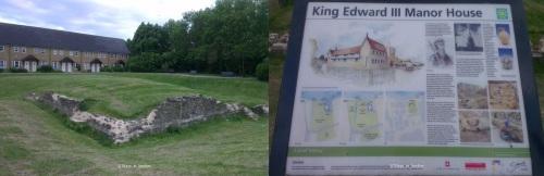King Edward III Manor House, Rotherhithe