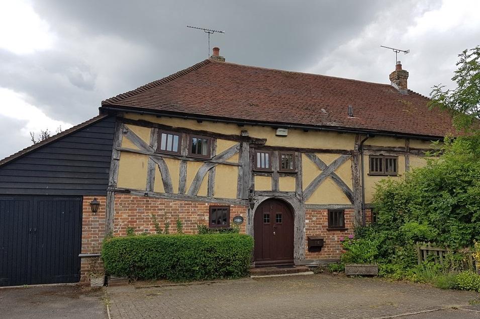 Headcorn - Domesday Book Village