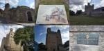 southwark to canterbury rochester castle