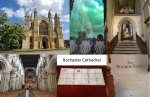 pilgrimage southwark to canterbury rochester cathedral