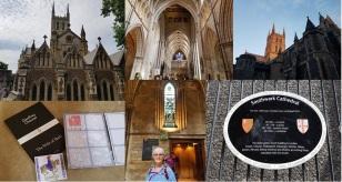 pilgrimage southwark to canterbury southwark cathedral